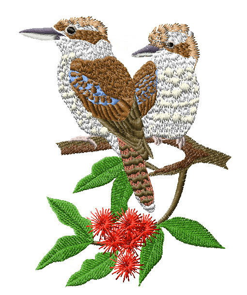 A few designs australian birds